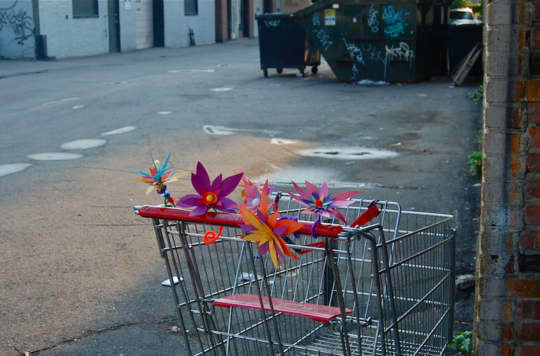 Street Art Allston Gabrielle Peck
